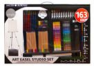 Velká výtvarná sada Daler-rowney - Art Easel Studio Set - 163 ks