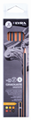 Sada grafitových tužek LYRA Graduate - 6 ks