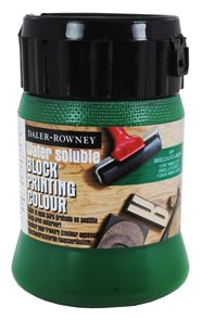 Daler-Rowney tiskařská barva 250 ml - brilantní zelená