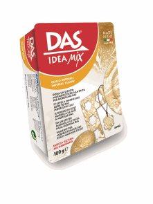 DAS Idea Mix - samotvrdnoucí mramorovací hmota - žlutá