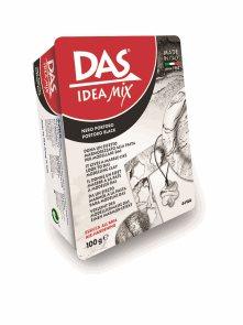 DAS Idea Mix - samotvrdnoucí mramorovací hmota - černá