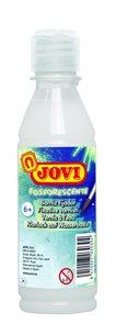 Lak bezbarvý lesklý fosforescentní JOVI - 250 ml
