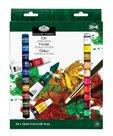Olejové barvy ARTIST 24 x 12 ml + 2 štětce