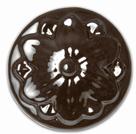 Glazura Bellissimo - černá (BLS 908)