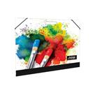 Desky na výkresy A3 s gumičkou PICASSO - Water Color