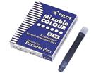 Náplň Pilot Parallel Pen černá - 6 ks