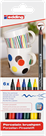 Edding 4200 Popisovač na porcelán, sada 6 základních barev