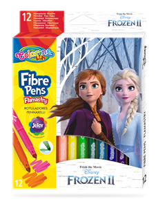 Fixy Colorino, Disney Frozen - 12 barev