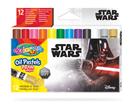 Olejové pastely Colorino, Star wars - 12 barev