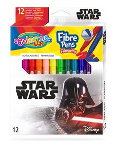 Fixy Colorino, Star wars - 12 barev