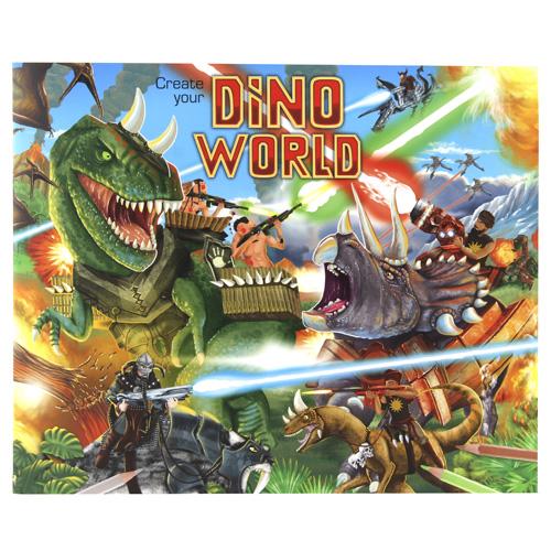 Kreativní sešit - Dinosauři