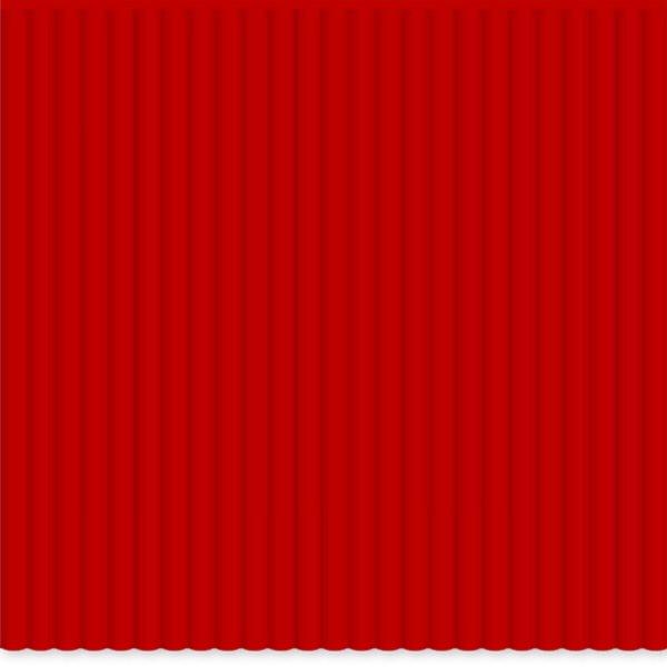 3Doodler Náhradní tyčinky ABS - Riding Hood Red