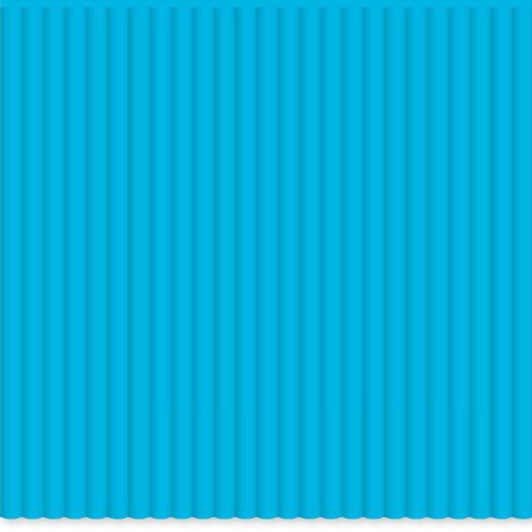 3Doodler Náhradní tyčinky ABS - Lagoon Blue