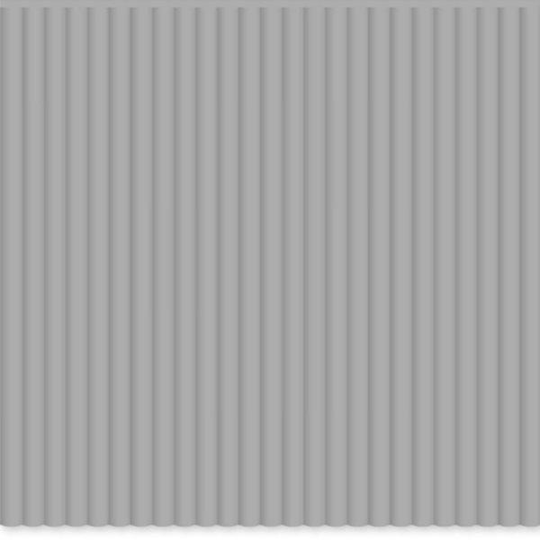 3Doodler Náhradní tyčinky ABS - Skyline Silver