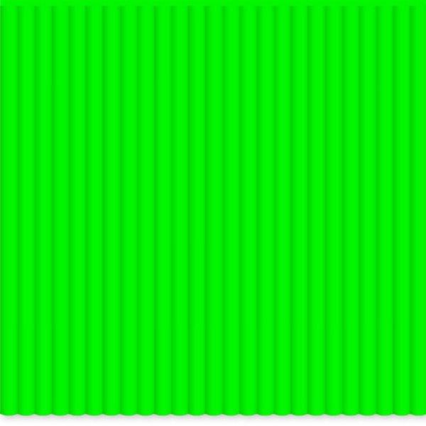 3Doodler Náhradní tyčinky ABS - Grrreally Green