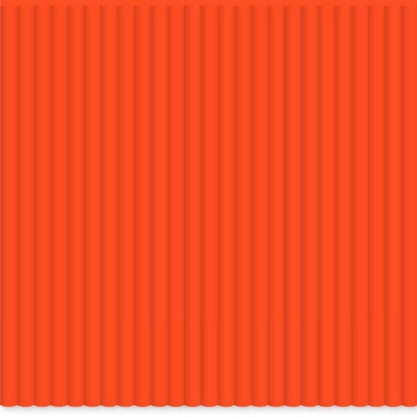 3Doodler Náhradní tyčinky ABS - Highlighter Orange