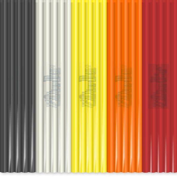 3Doodler Náhradní tyčinky PLA - mix barev Clearly Autumn