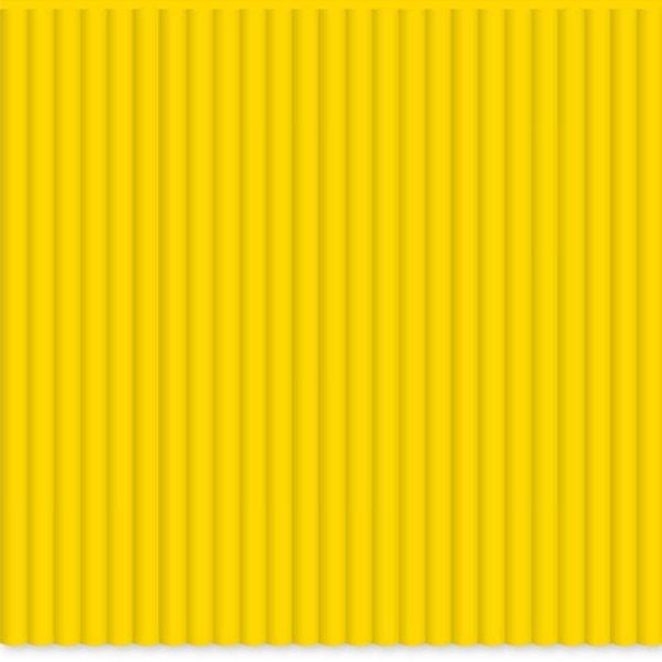 3Doodler Náhradní tyčinky PLA - Rubber Ducky Yellow