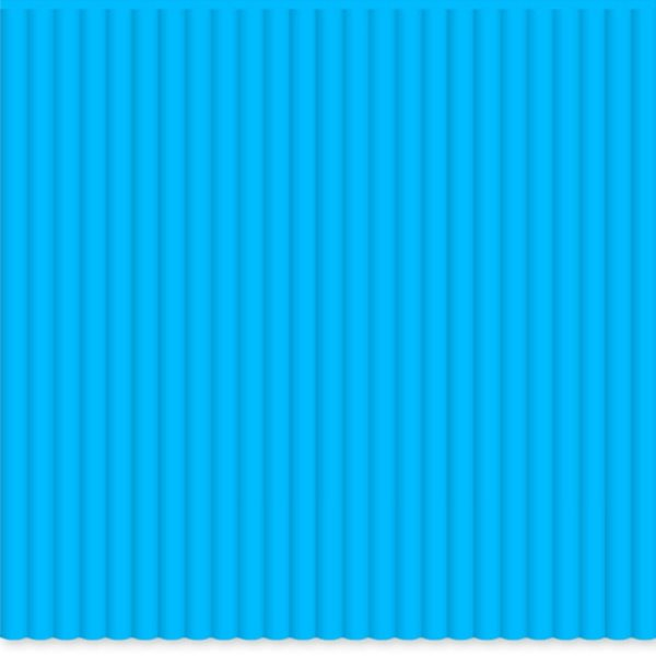 3Doodler Náhradní tyčinky PLA - Island Blue