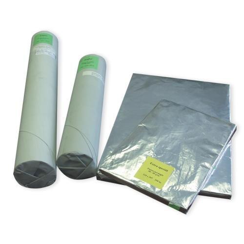 Pauzovací papír A4, 50ks - 70-75g, transparentní