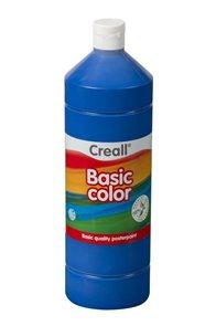 Temperová barva Creall - 1 L - tmavě modrá