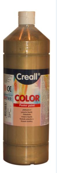 Temperová barva Creall 500 ml - zlatá