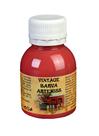 Křídová VINTAGE barva - karmínová, 110 g