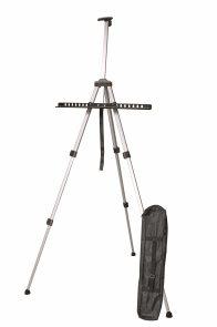 Polní stojan - Daler Rowney - hliníkový
