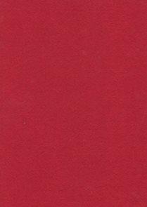 Dekorační filc A4 - červený (1ks)