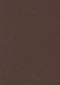 Dekorační filc A4 - tmavě hnědý (1ks)