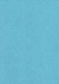 Dekorační filc A4 - světle modrý (1ks)