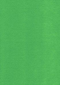 Dekorační filc A4 - světle zelený (1ks)