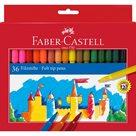 Fixy Faber-Castell - kulaté, 36ks