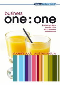 Business one : one Pre-intermediate Students Book + MultiROM pack