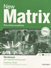New Matrix Pre-Intermediate Workbook (Maturite support)