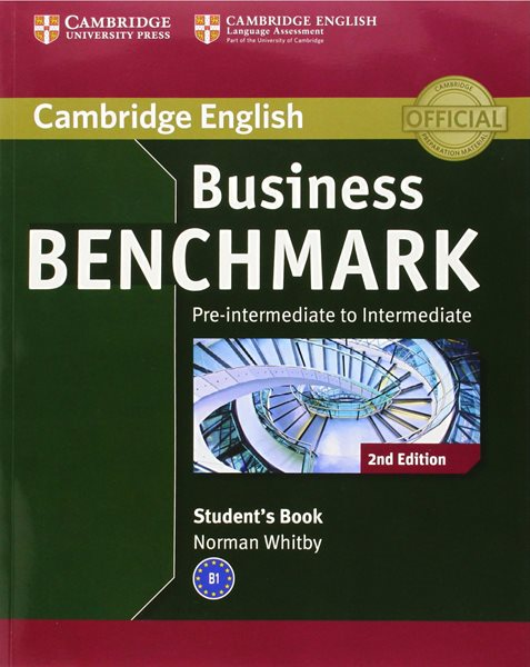 Business Benchmark Pre-Intermediate Student´s Book - Whitby Norman