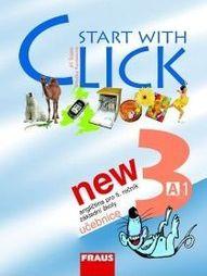 Start with Click NEW 3 - učebnice