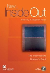 New Inside Out Pre-intermediate Students Book + CD-ROM