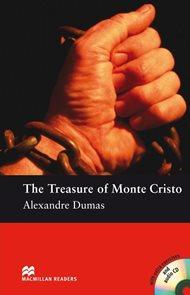 The Treasure of Monte Cristo + audio CD /2 ks/