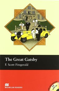 The Great Gatsby + audio CD /2 ks/