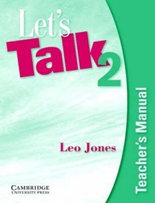 Lets Talk 2-Teachers Manual 2nd ed.