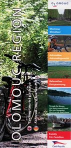 Olomoucko - cykloturistický balíček