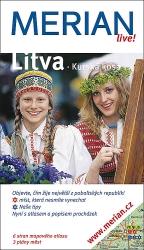 Litva, Kurská Kosa - průvodce Merian č.90