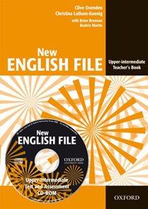 New English File Upper-intermediate Teachers Book + CD-ROM