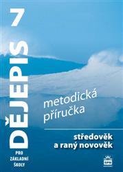 Dějepis 7.r. metodická příručka - 167x239 mm, brožovaná
