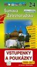 Šumava - Železnorudsko - průvodce Soukup-David č.24 /+volné vstupenky/