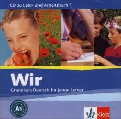 Wir 1 audio CD zu Lehr und Arbeitsbuch