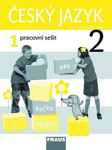 Český jazyk pro 2. ročník základní školy - pracovní sešit 1