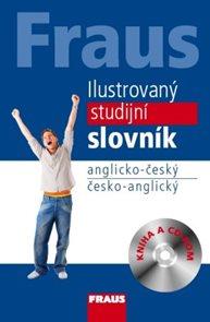 Anglicko-český a česko-anglický ilustrovaný studijní slovník + CD ROM