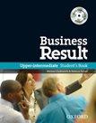 Business Resut DVD Edition Upper- intermediate Students Book + DVD- ROM Pack